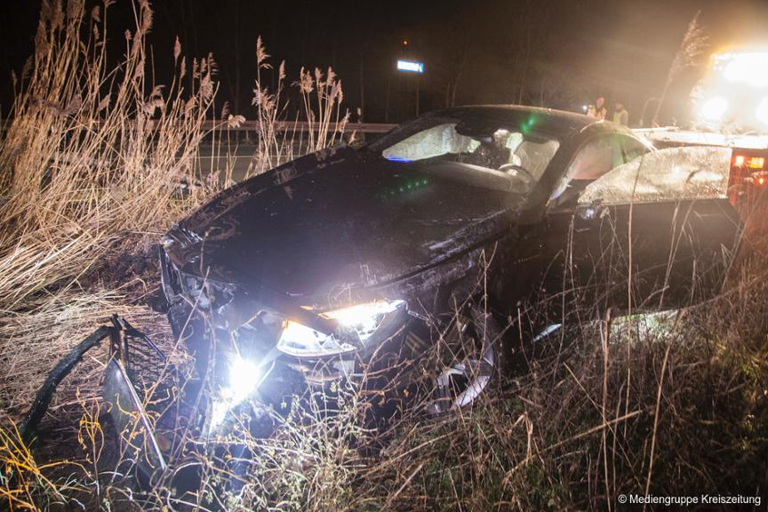 Mercedes-Benz S63 AMG Crash - Hartvoorautos.nl