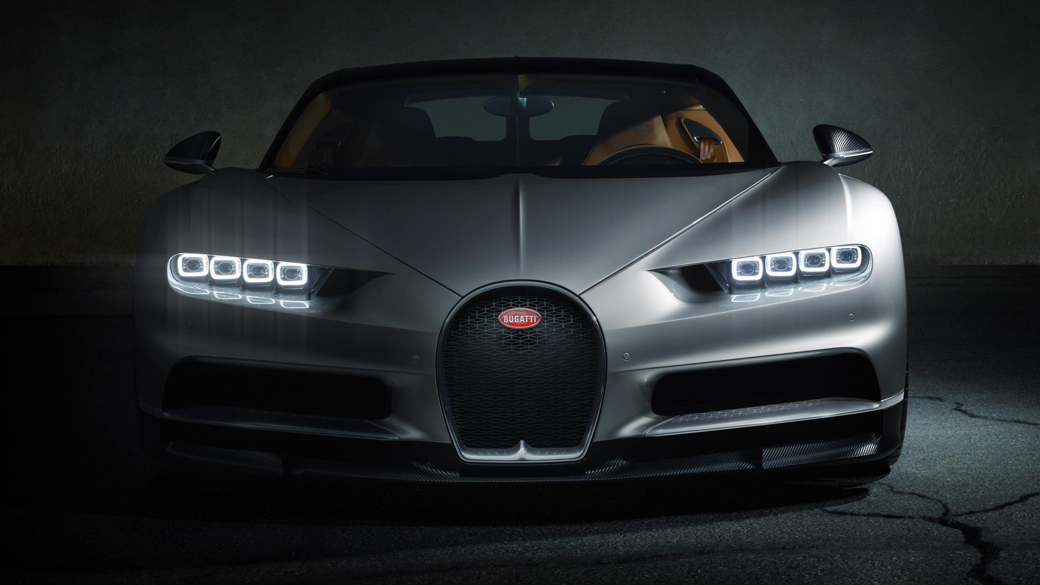 Officieel Dit Is De Bugatti Chiron Hartvoorautos Nl