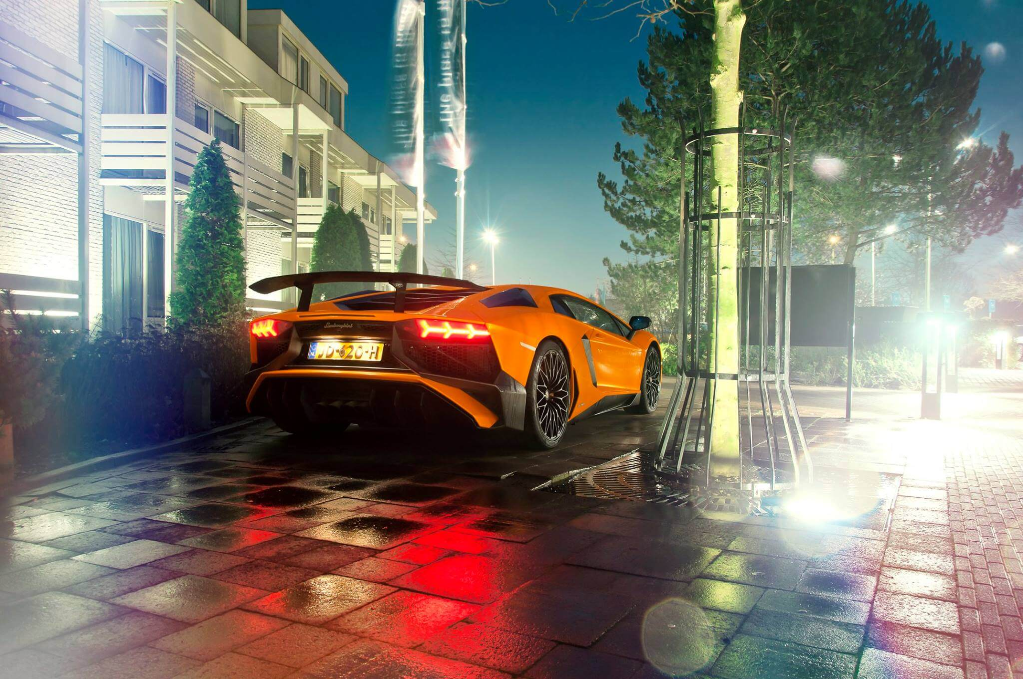 Lamborghini Aventador LP750-4 SuperVeloce - Hartvoorautos.nl