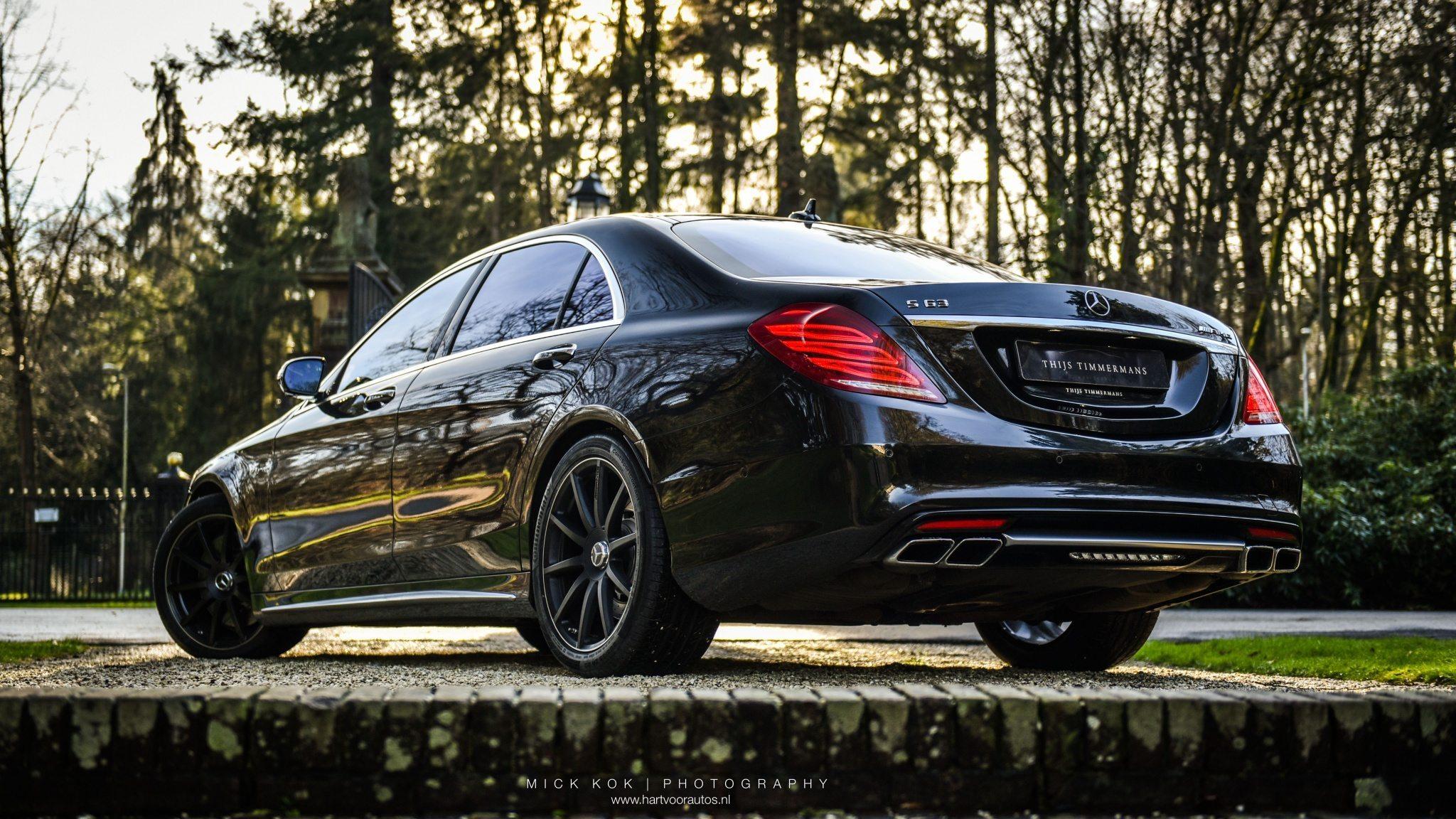 Mercedes-Benz S63 AMG - Hartvoorautos.nl