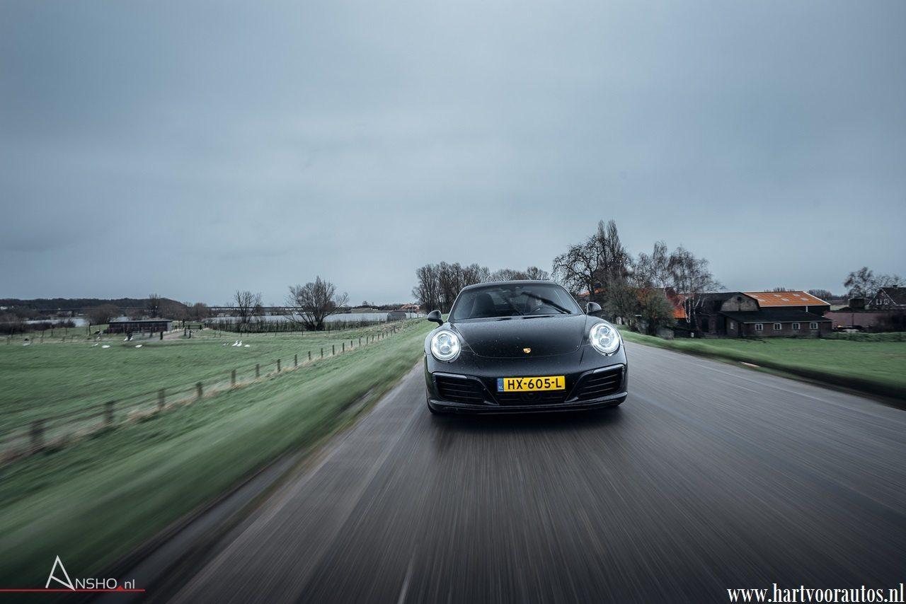 2016 Porsche 911 Carrera S - Hartvoorautos.nl