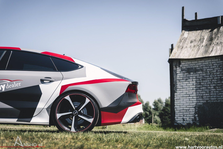 Audi RS7 Sportback - Hartvoorautos.nl