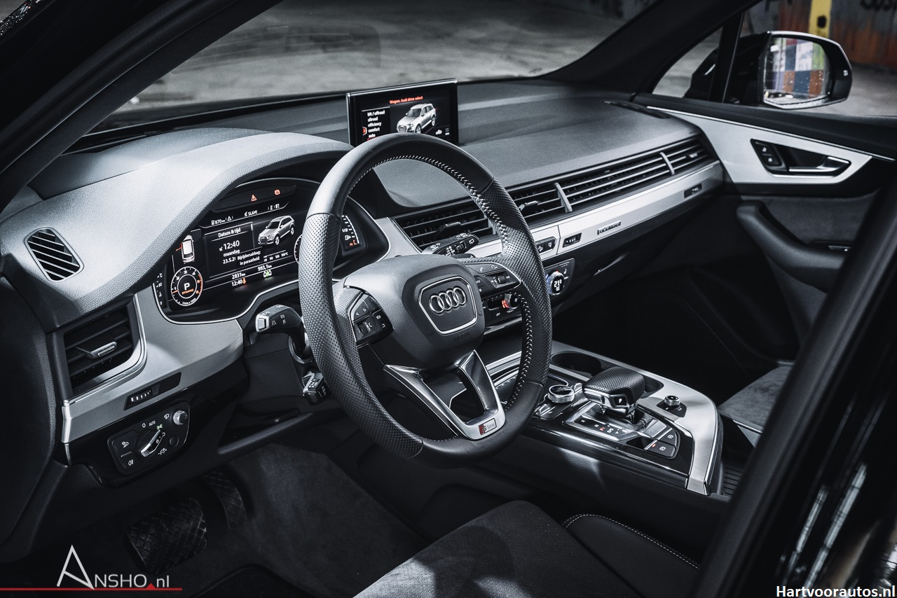 Gereden audi q7 abt qs7 2016 firstgear cars special for Interieur q7
