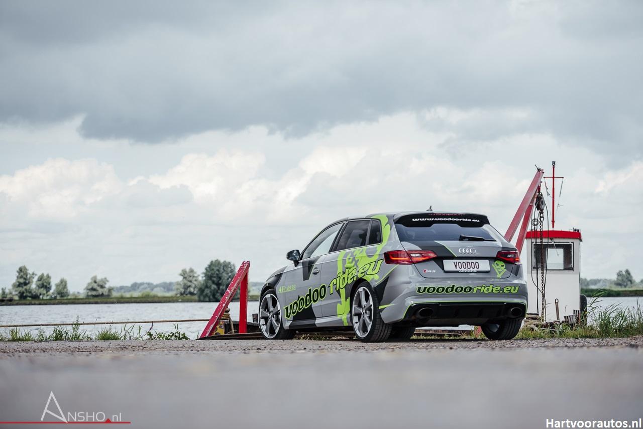 Voodoo Ride Audi RS3