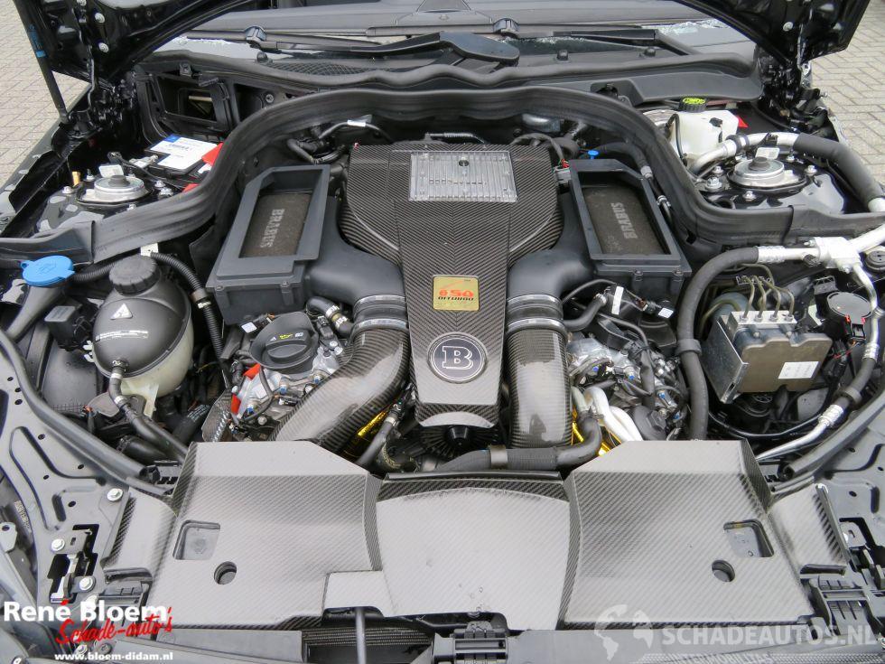E63 AMG Estate BRABUS 850
