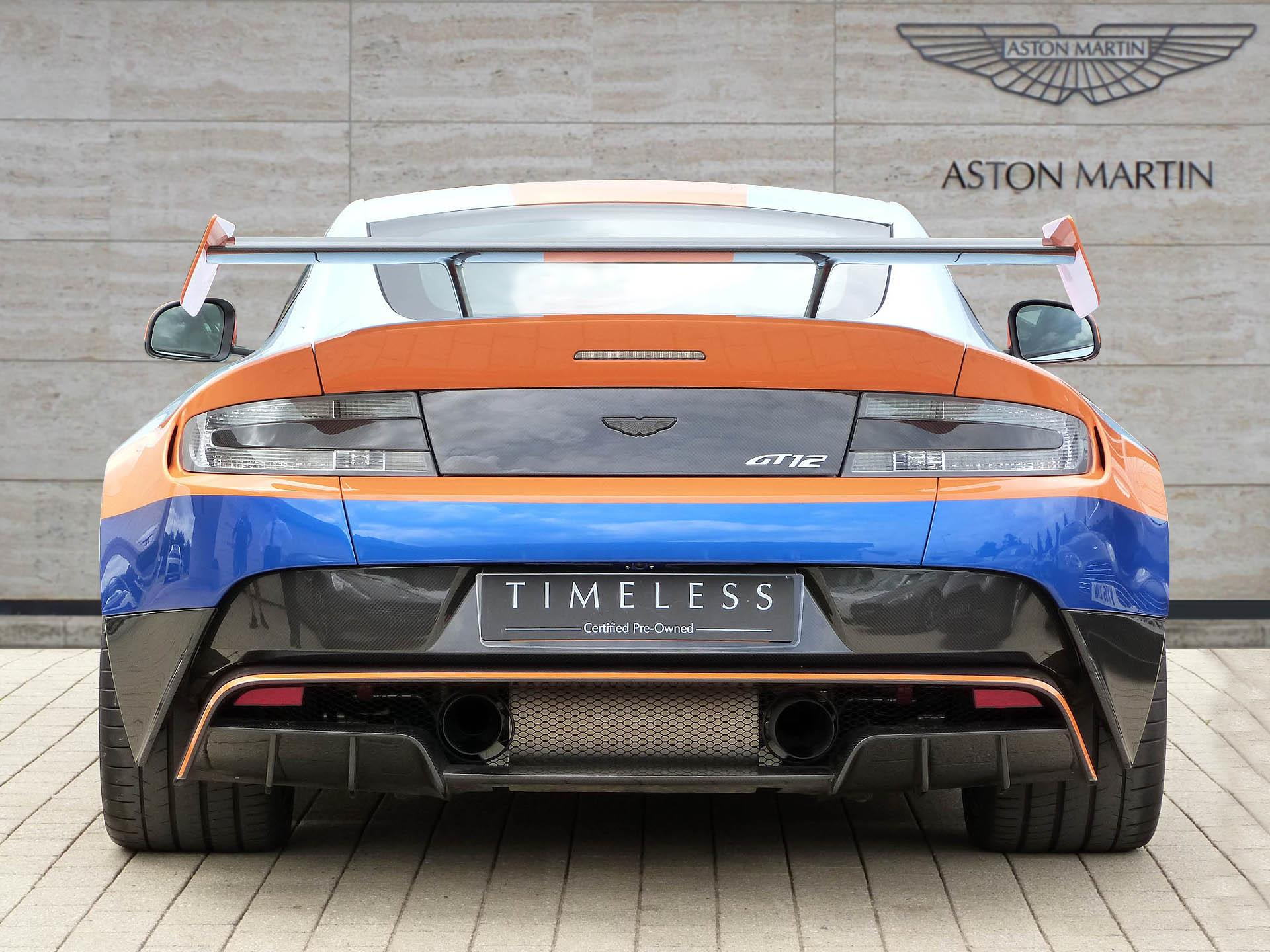 Aston Martin GT12 Coupé