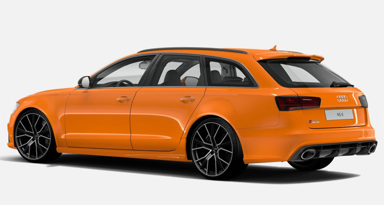 Audi RS6 Performance Carlink