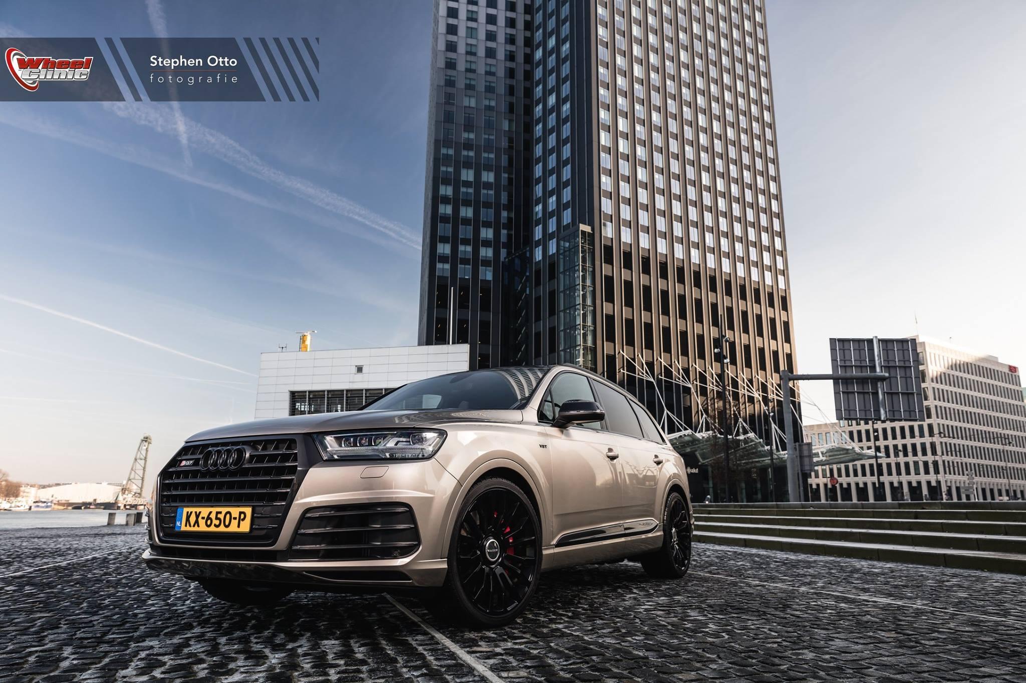 Audi SQ7 Mansory Wheels
