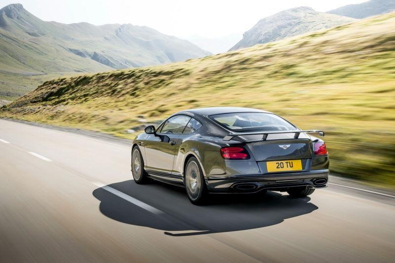 2017 Bentley Supersports