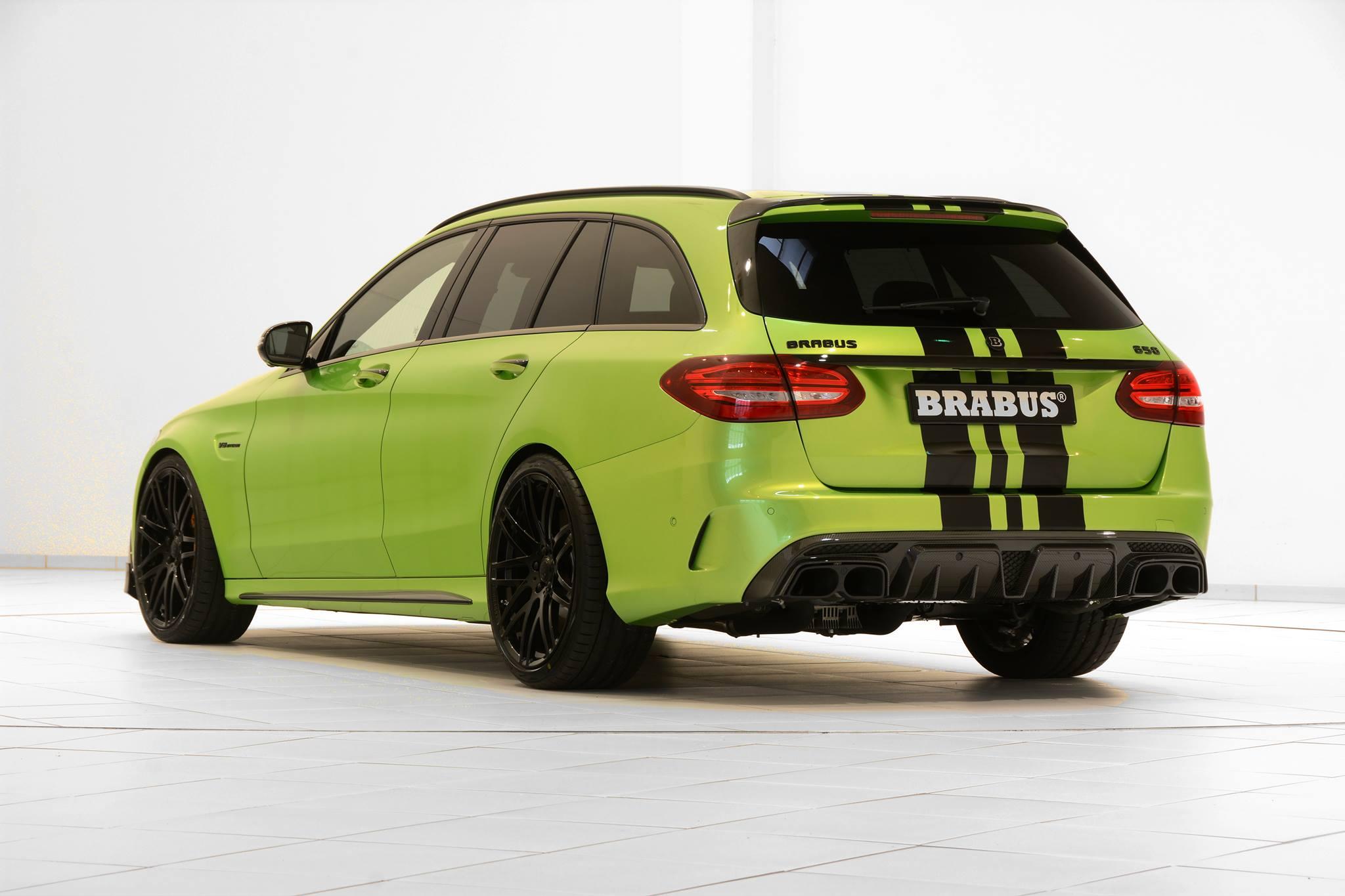 Green Hell BRABUS 650