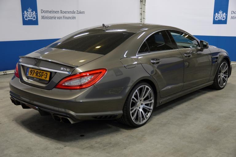 Mercedes-Benz CLS500 BRABUS - Domeinen Roerende Zaken
