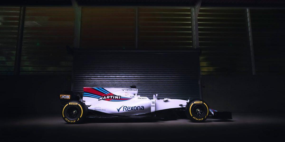 Willams F1 FW40 2017