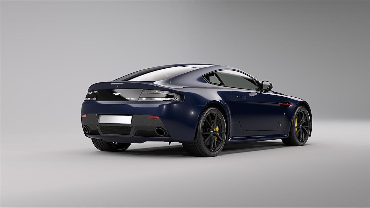 Aston Martin Vantage Red Bull Edition