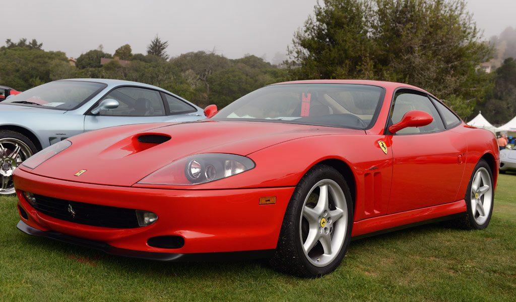 2000_Ferrari_550