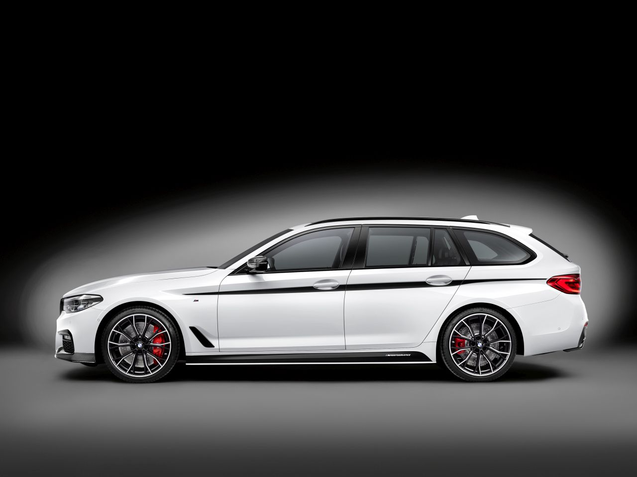 BMW 5 serie Touring M Performance
