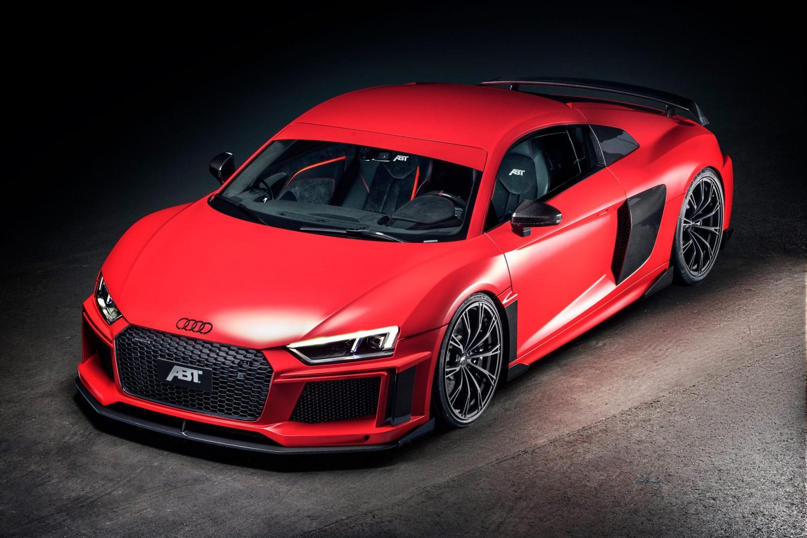 Audi R8 Abt