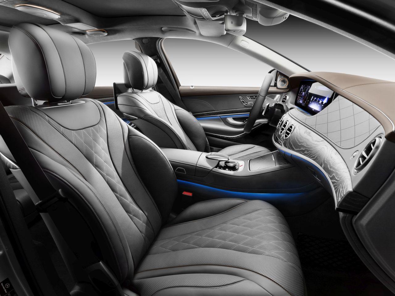 Mercedes S-Klasse 2018