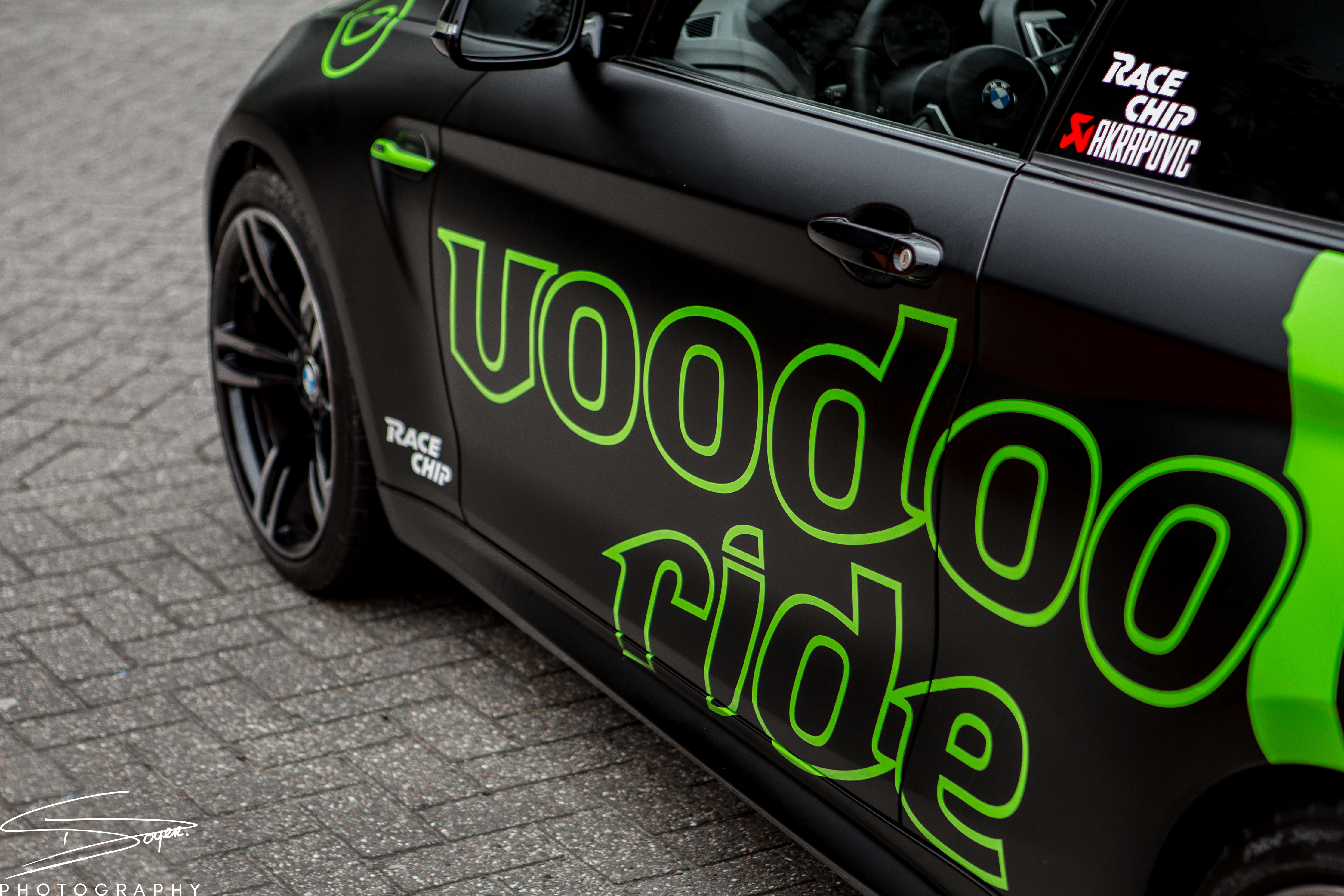 Voodoo Ride BMW M2