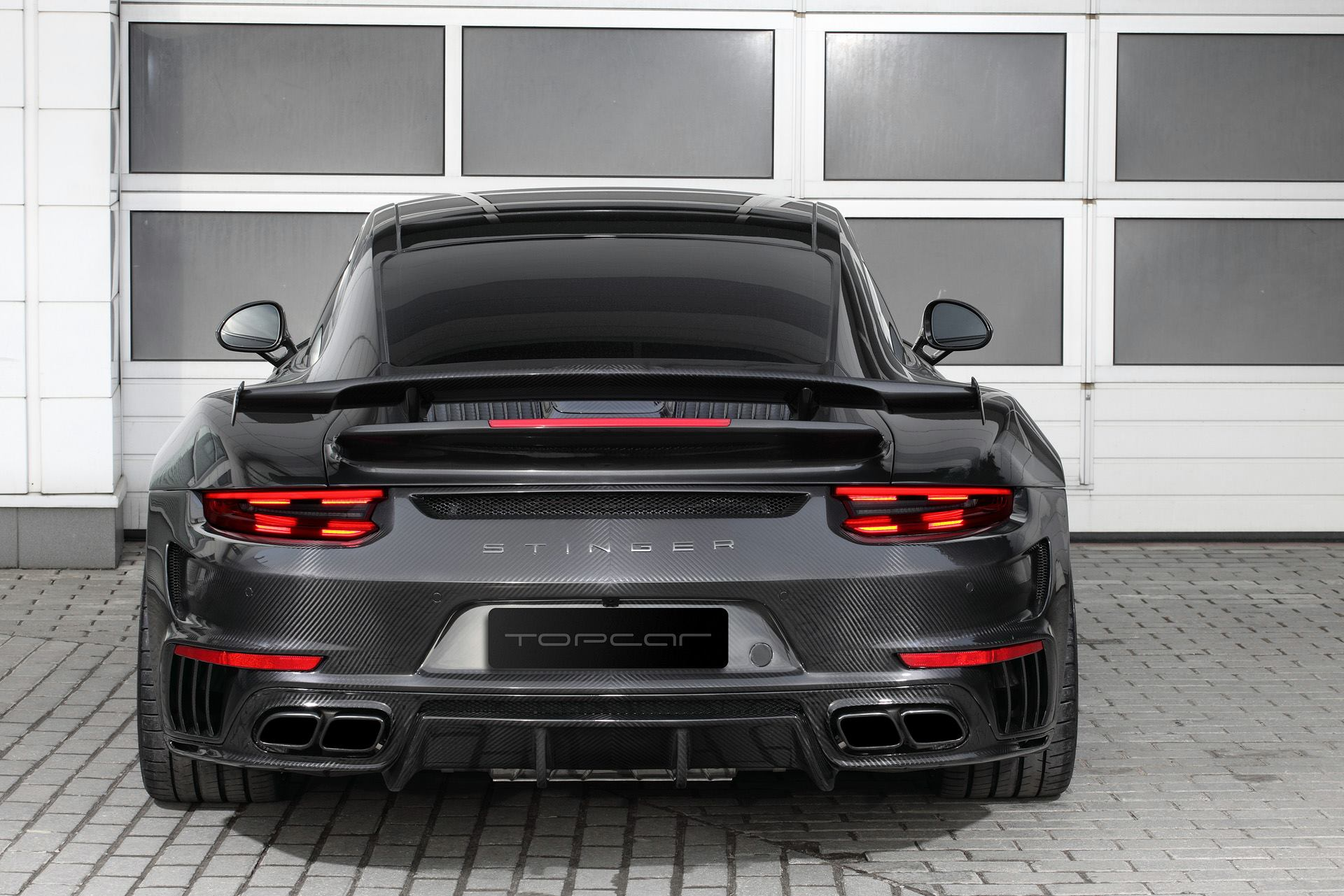 Porsche 911 Topcar Stinger GTR