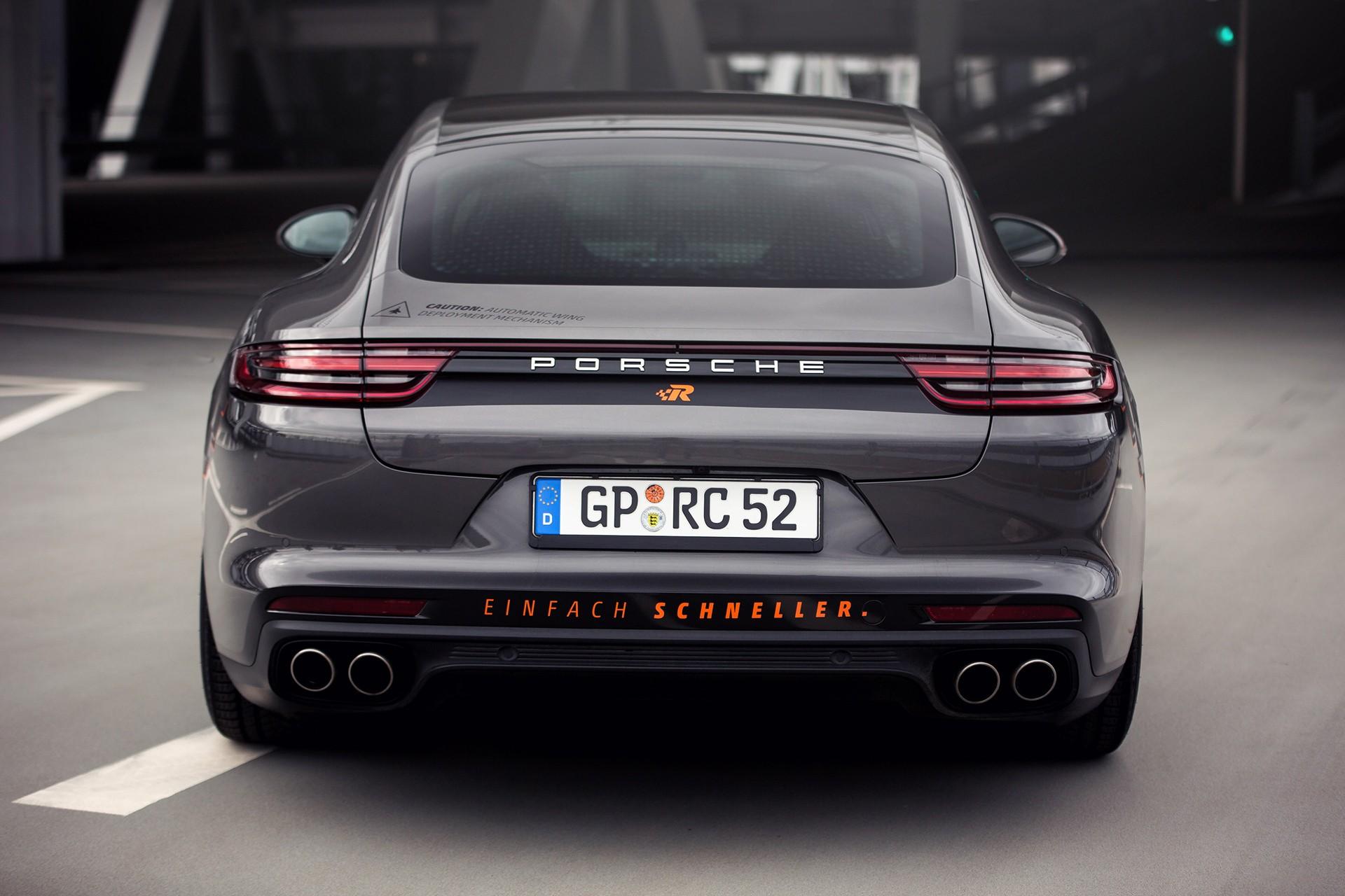 Porsche Panamera Diesel RaceChip