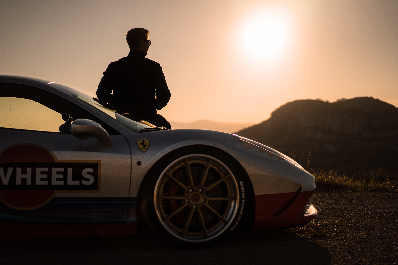 Ferrari 458 Speciale - R3 Wheels