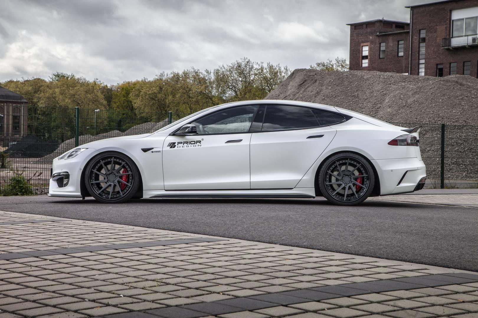 Prior Design Tesla Models S P100D