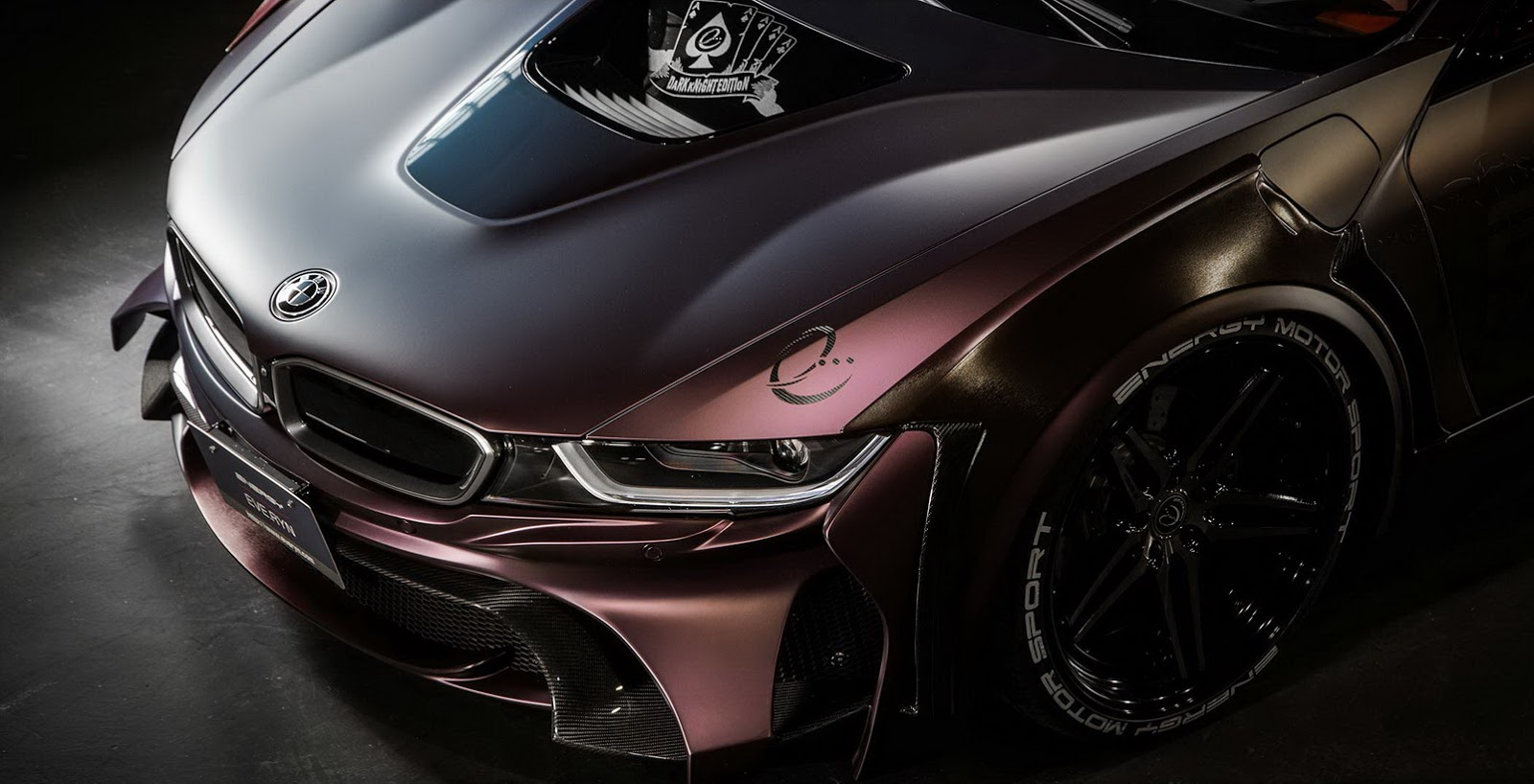 EVE.RYN BMW i8