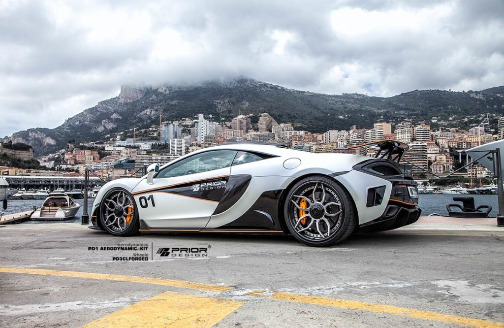 McLaren 570S Prior Design