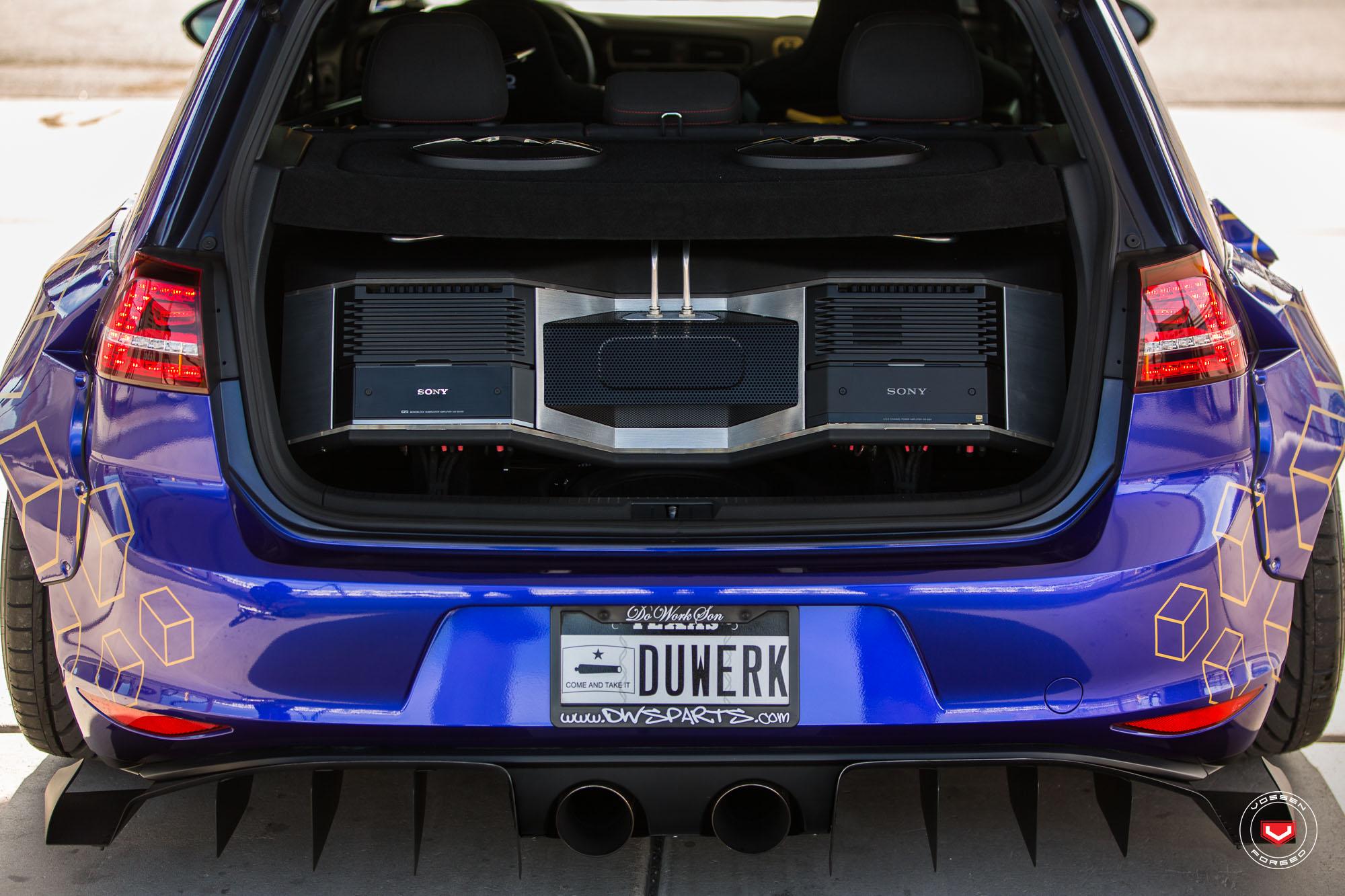 Golf GTI Rocket Bunny