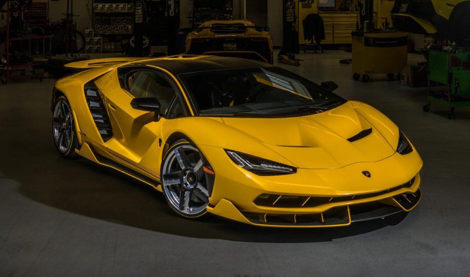 Lamborghini Centenario USA