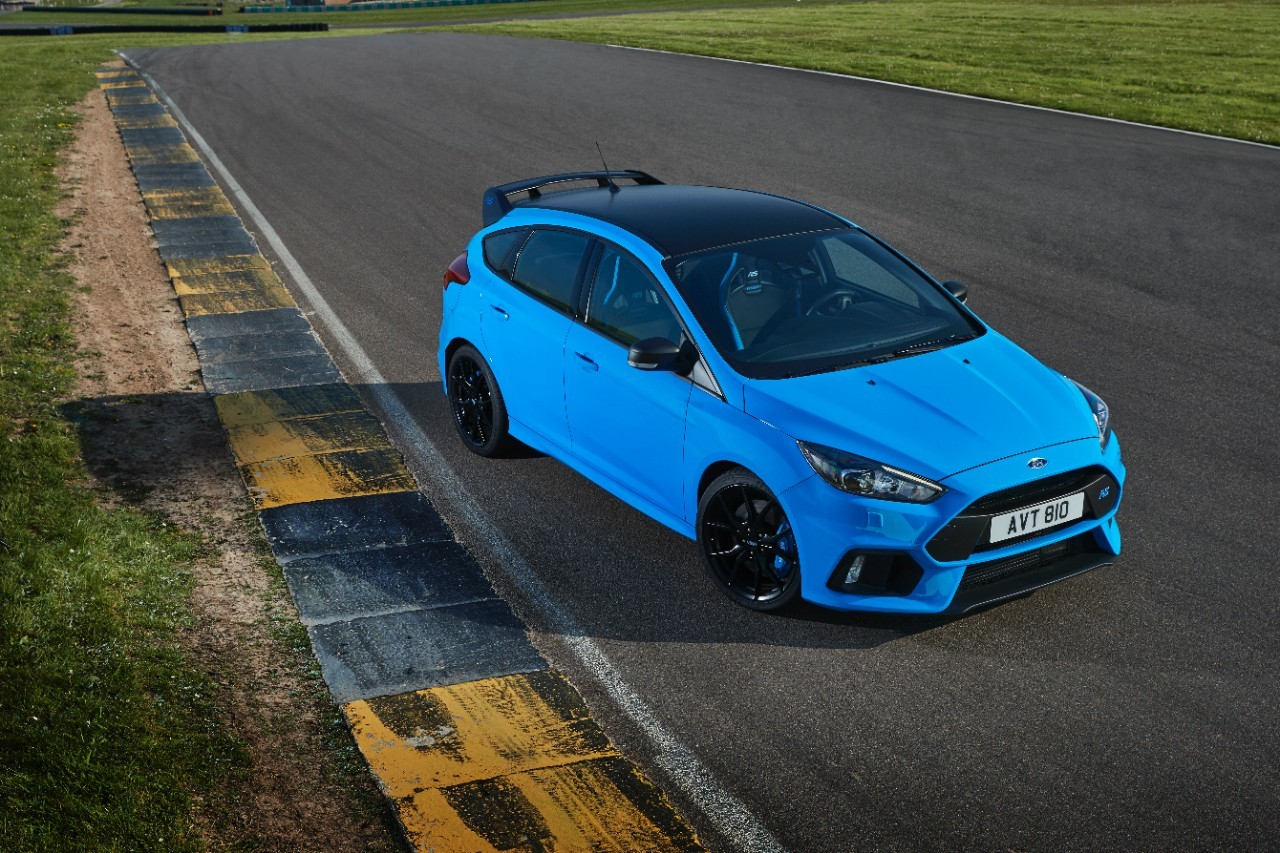 Ford Focus RS-optiepakket