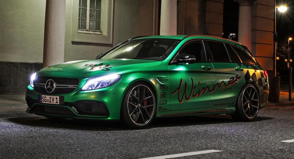 Mercedes C63 S AMG WImmer