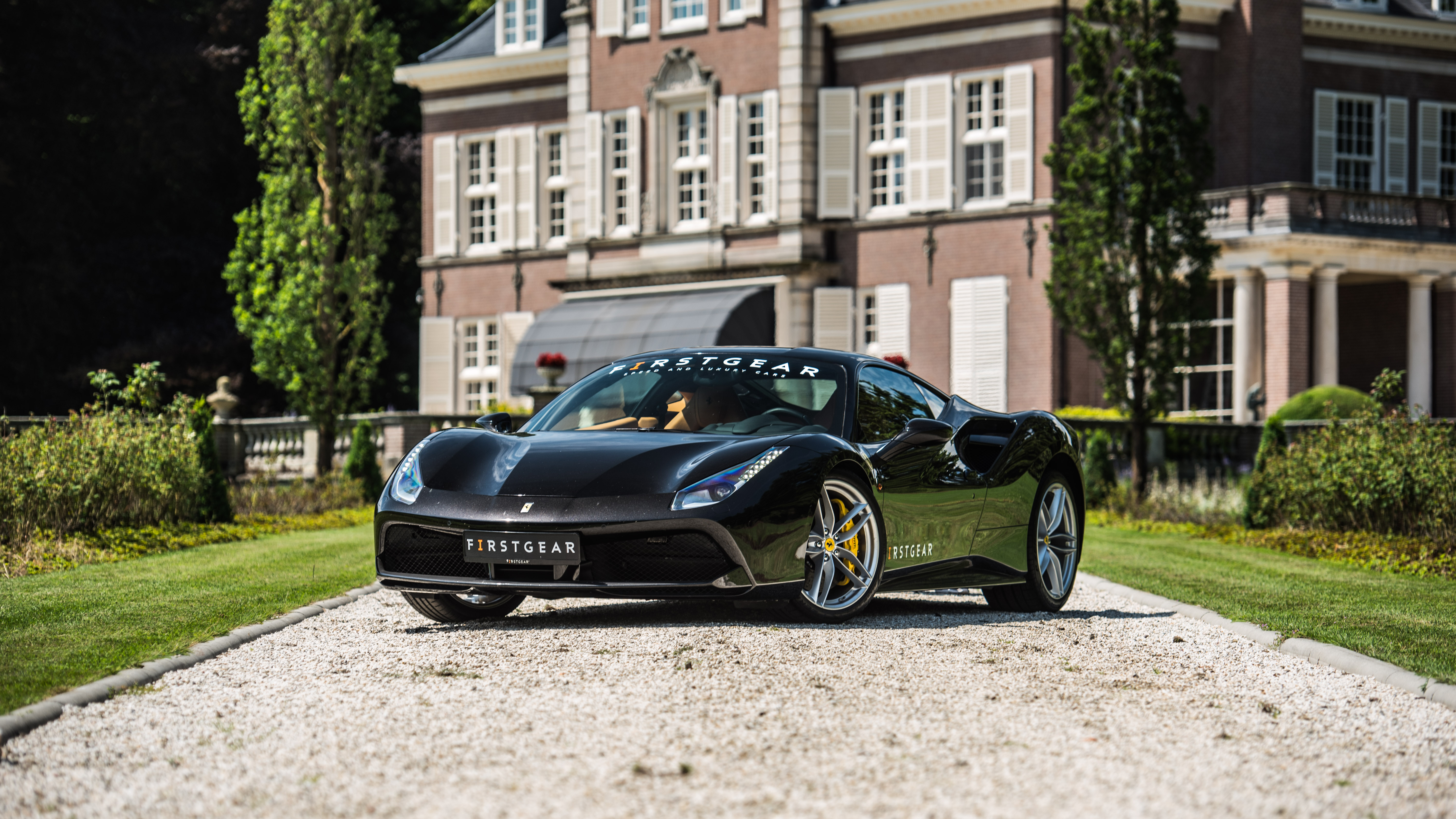 Ferrari 488 GTB | Hartvoorautos.nl