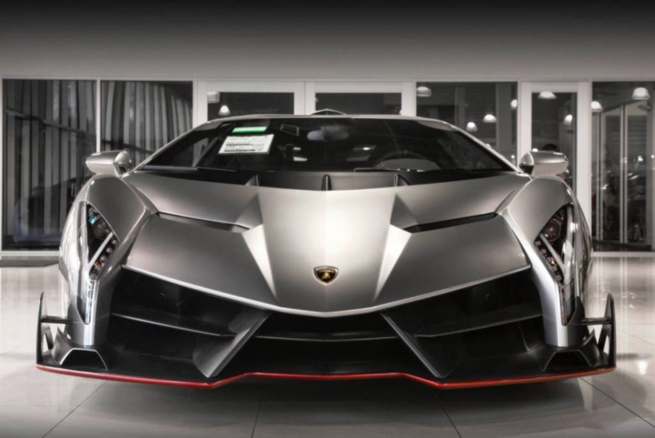 Lamborghini Veneno For Sale