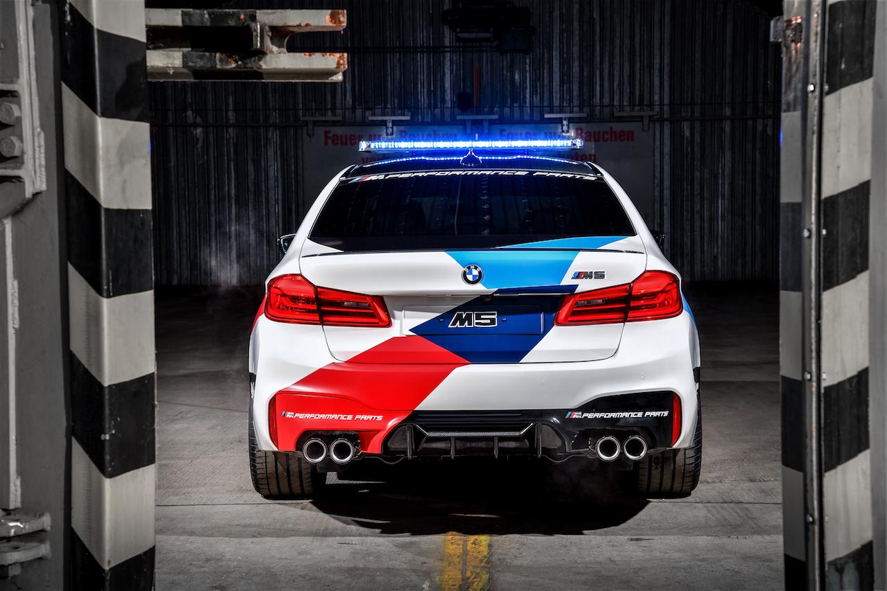 BMW M5 (G30) - Hartvoorautos.nl