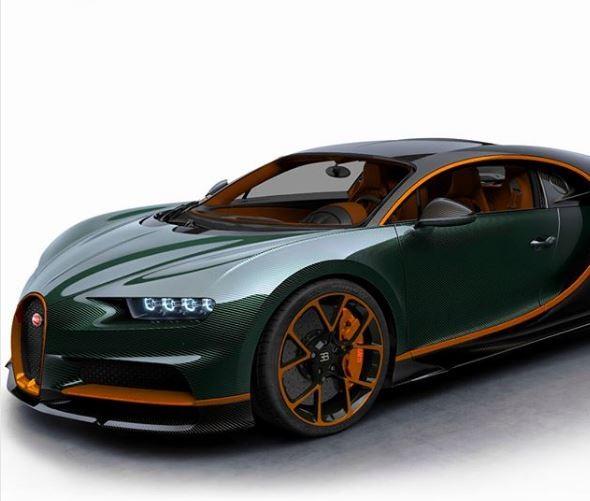 Is Dit De Ultieme Bugatti Chiron Spec?