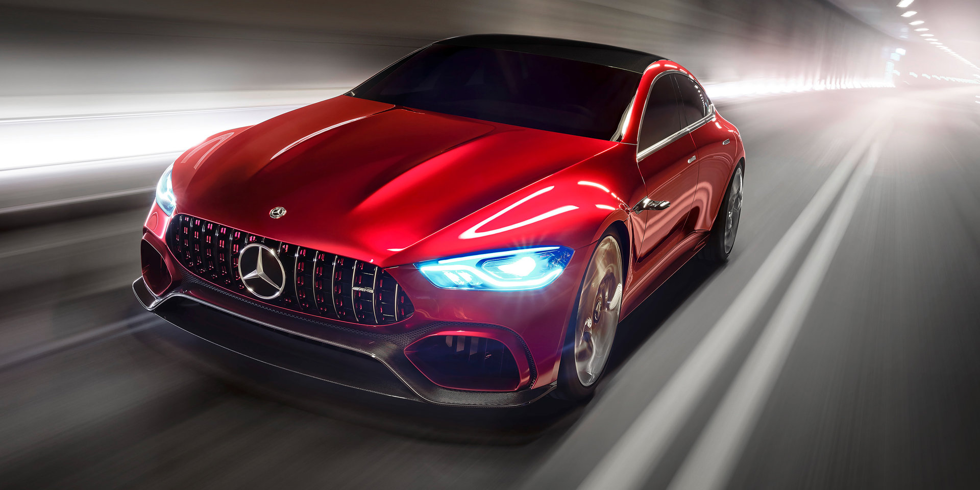Mercedes-AMG GT vierdeurs