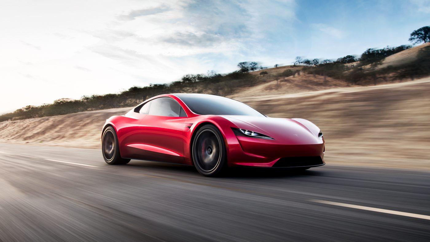 Tesla Roadster II Specs Prijs Nederland