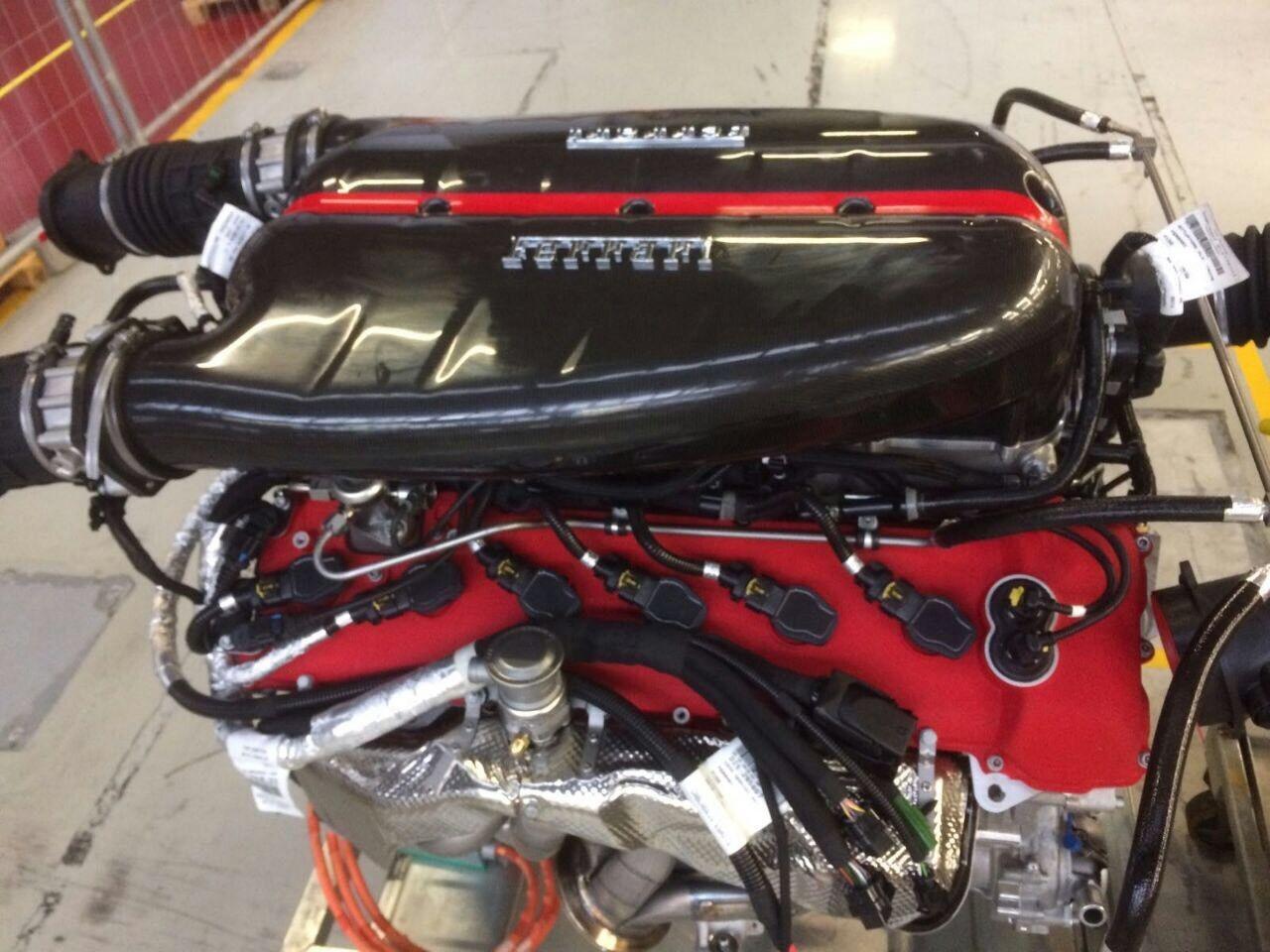 La Ferrari Motor