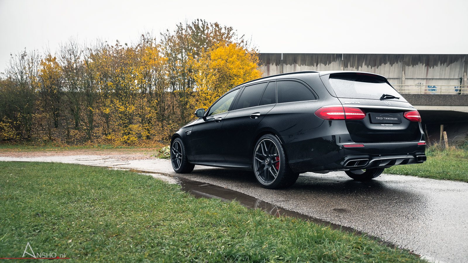 Mercedes-AMG E63 S Estate