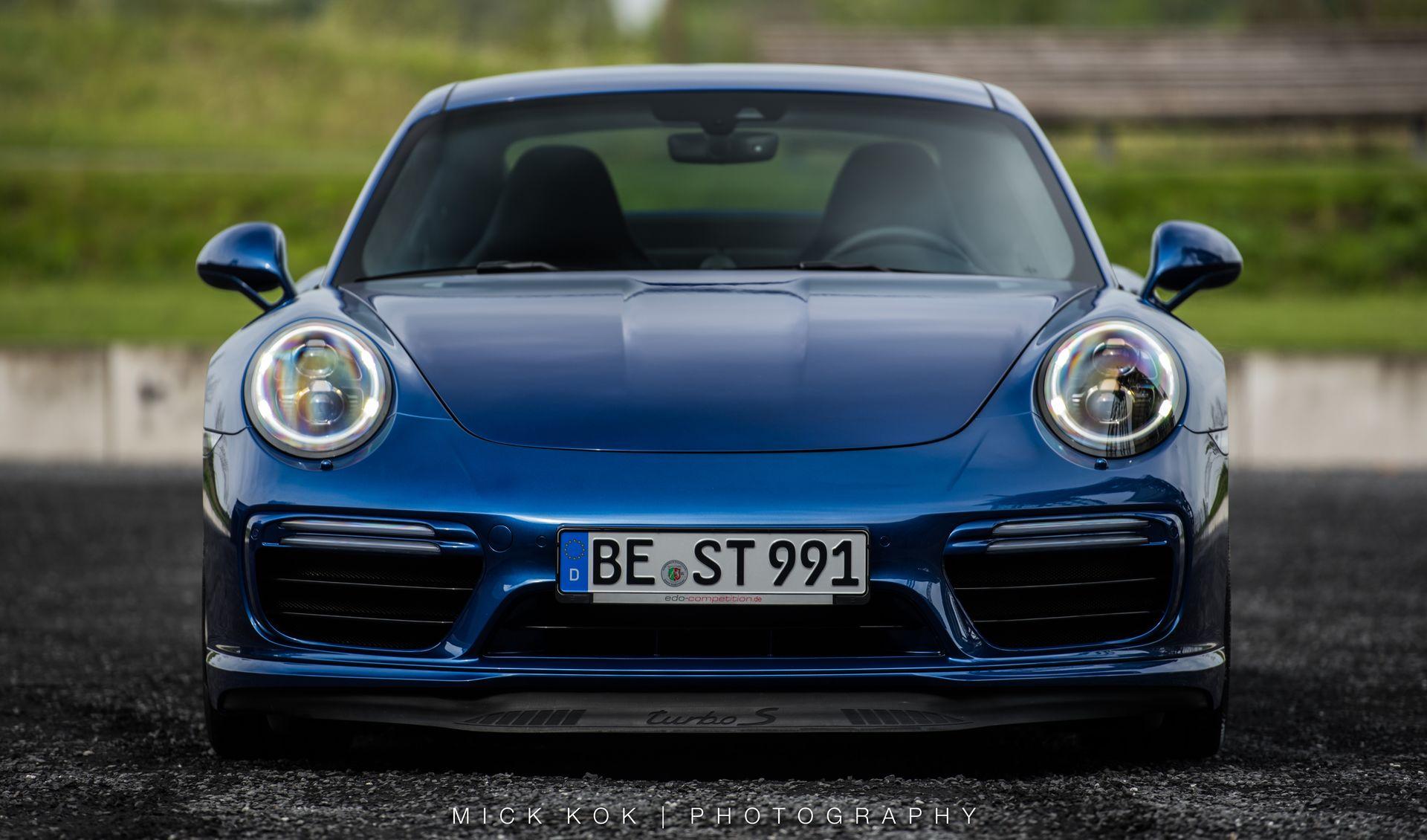 Porsche 911 Turbo S Edo Competition
