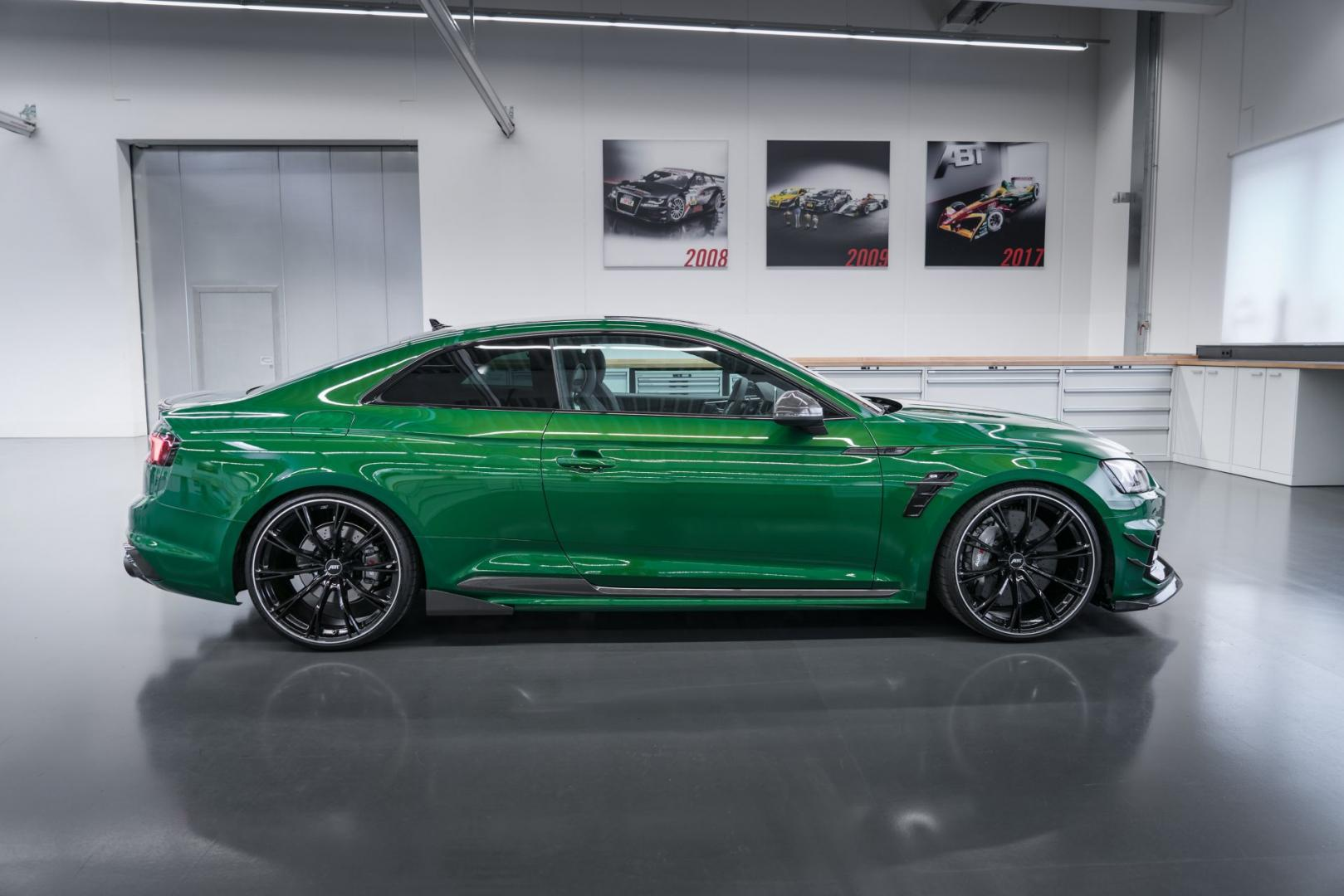 De Abt Audi Rs5 R Is Goed Voor 530 Pk En 690 Nm