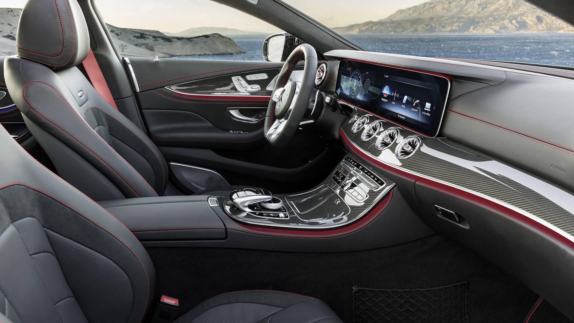 2018 Mercedes-AMG CLS53