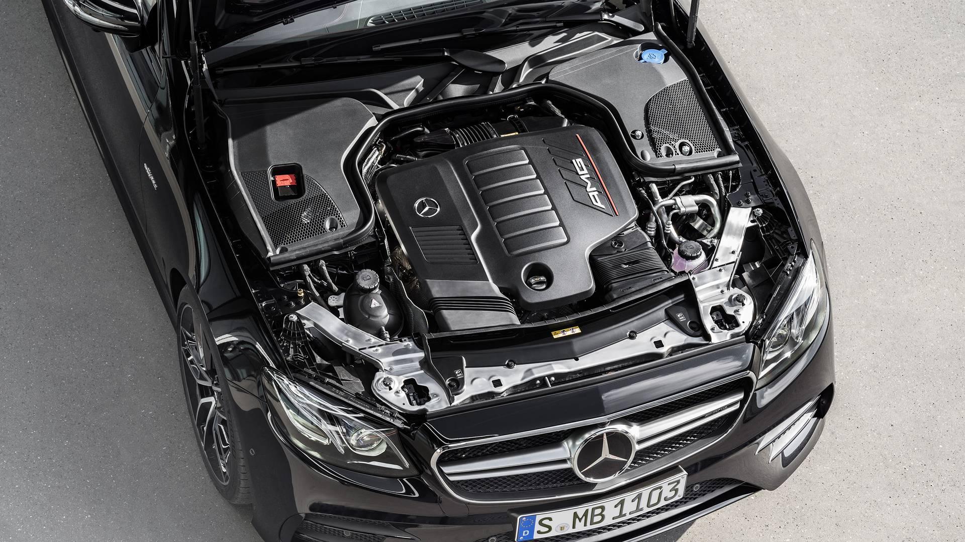 2018 Mercedes-AMG E53 Coupé