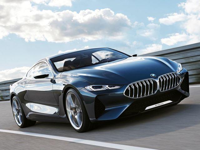 Audi A9 BMW 8 serie