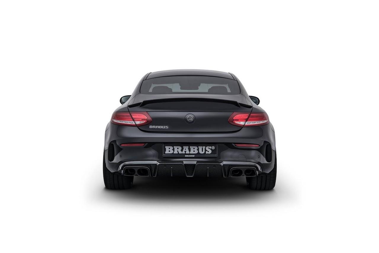 Brabus C63 S
