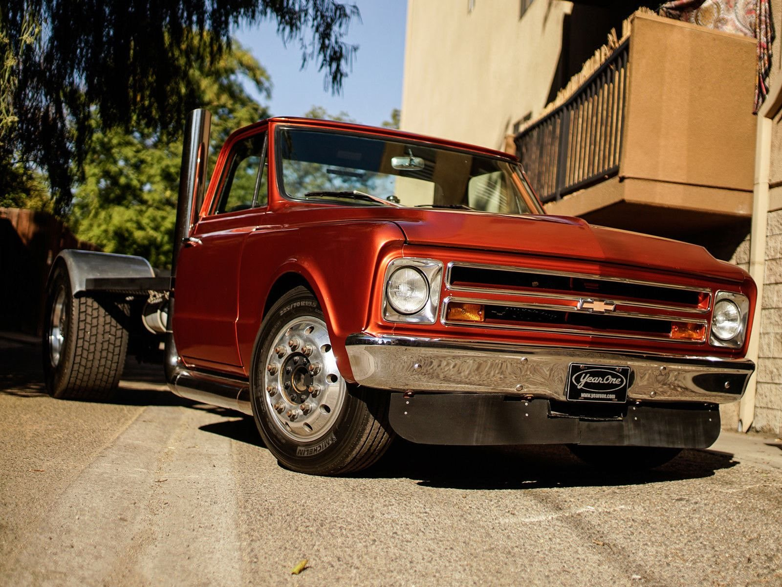 Fast & Furious C10 Pick-up