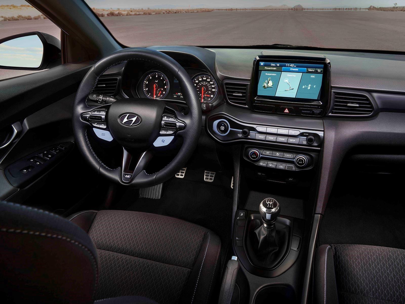 Hyundai Velostar N