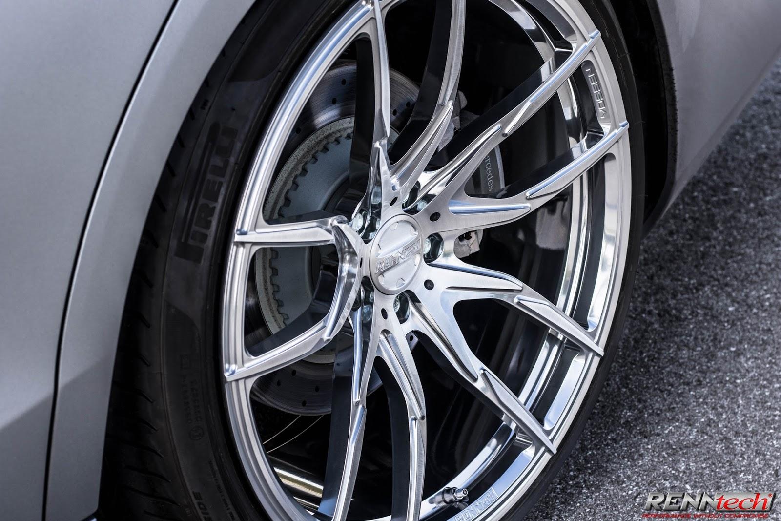 Mercedes S Renntech