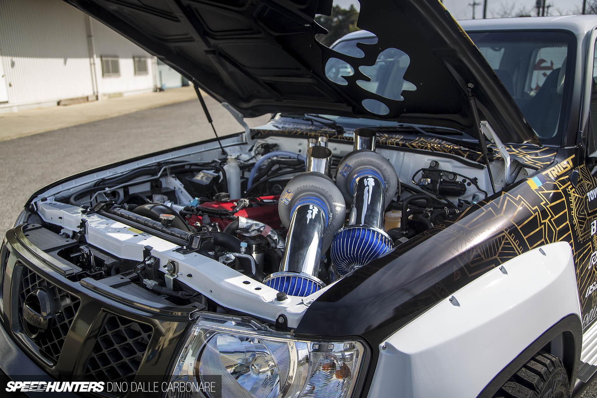 Nissan Patrol 2000pk